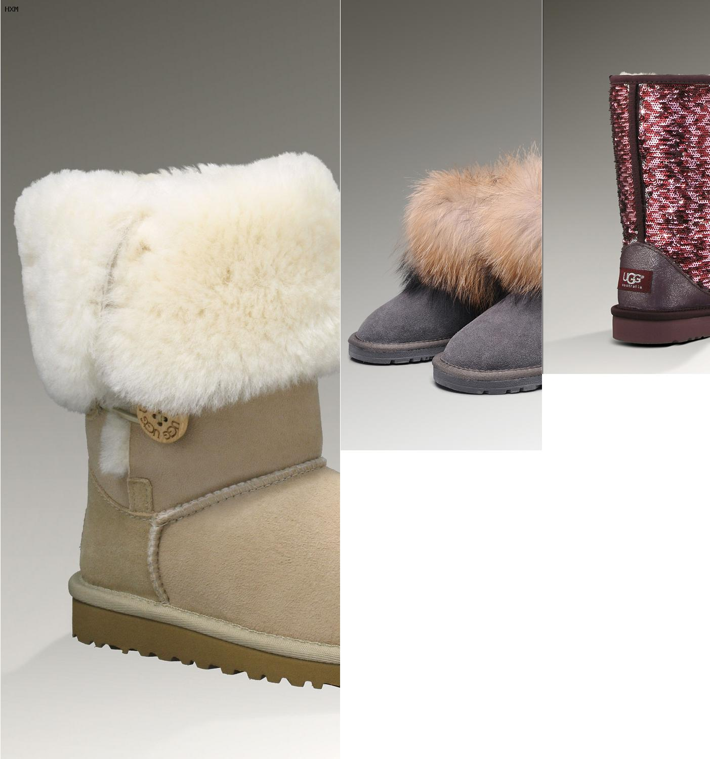 botines ugg outlet