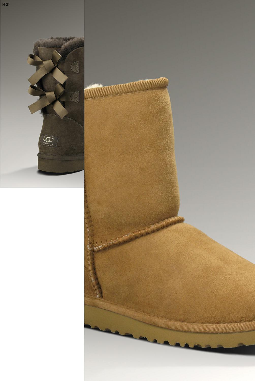 caracteristicas botas ugg originales
