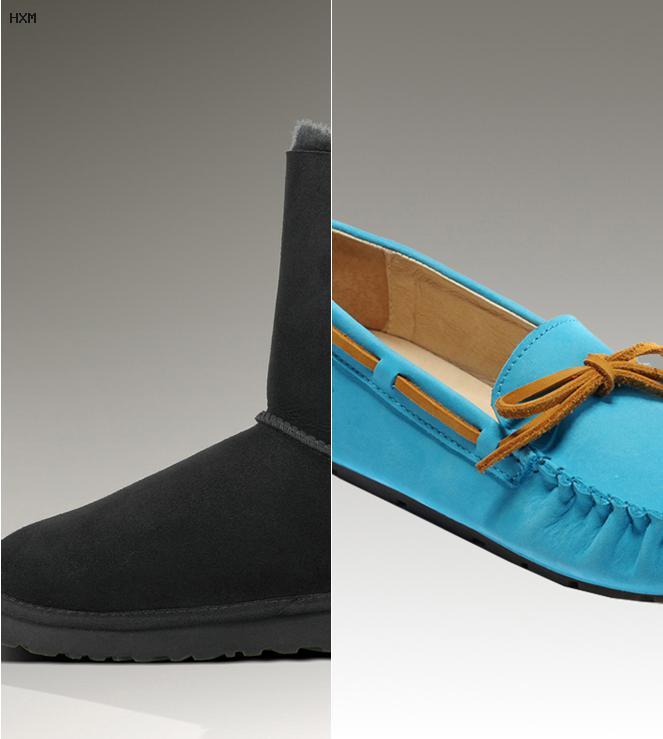 como distinguir botas ugg originales