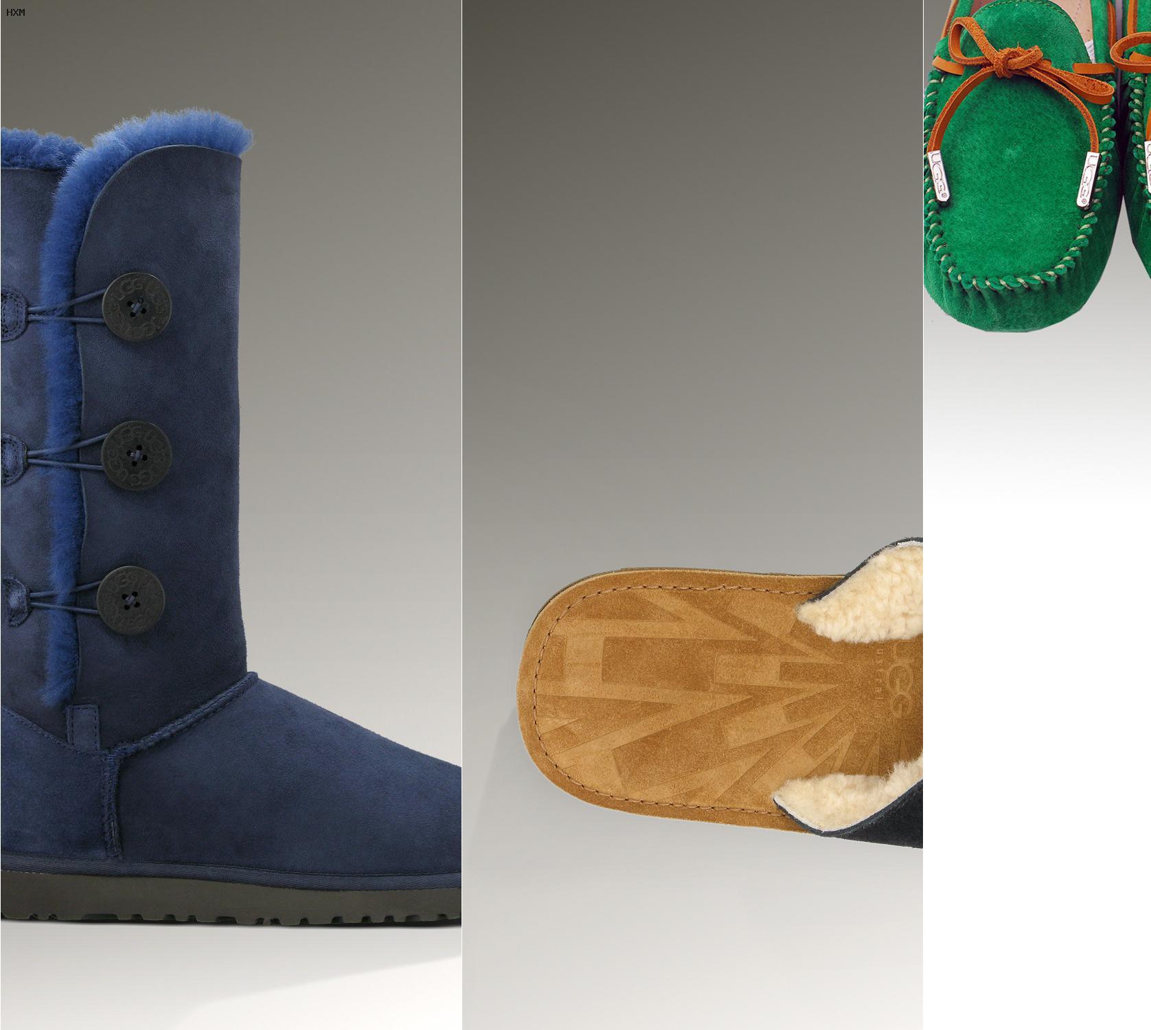 las botas ugg son para la nieve