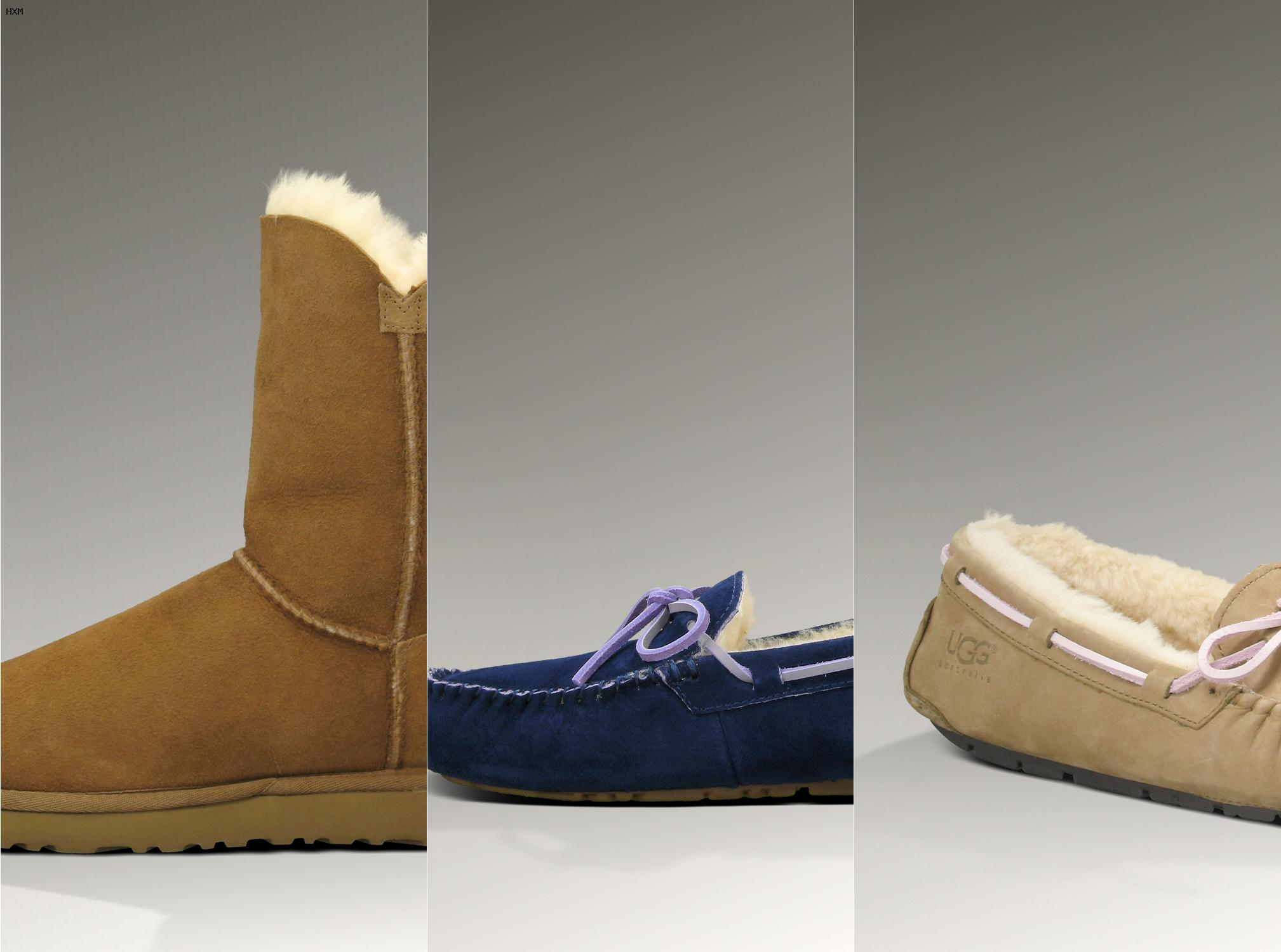 preço das botas ugg