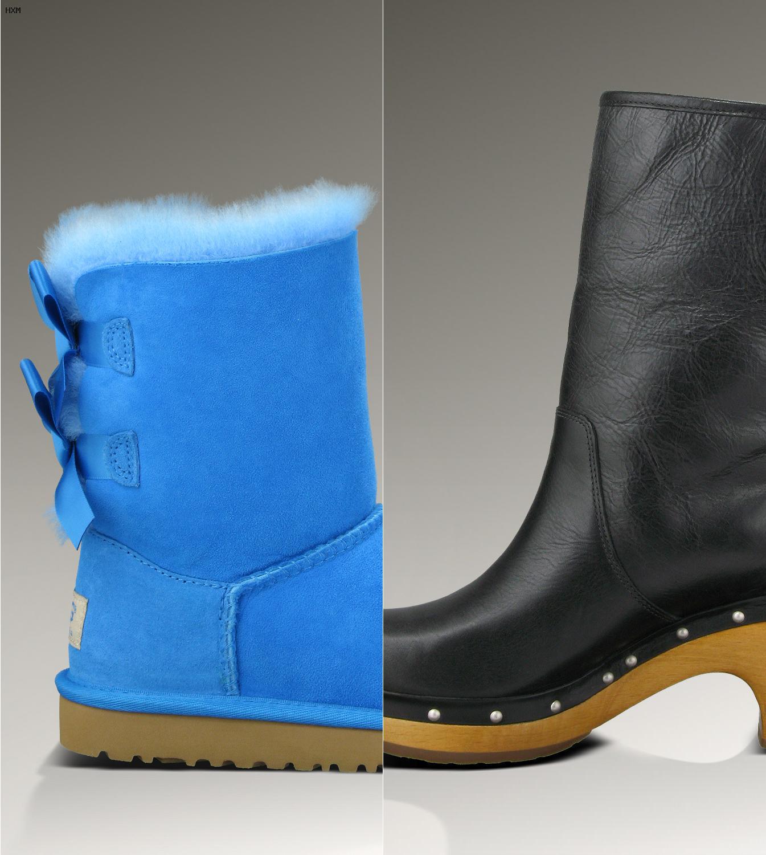 precios de botas ugg en palacio de hierro